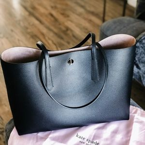 Kate Spade New York Large Molly Leather Tote NEW